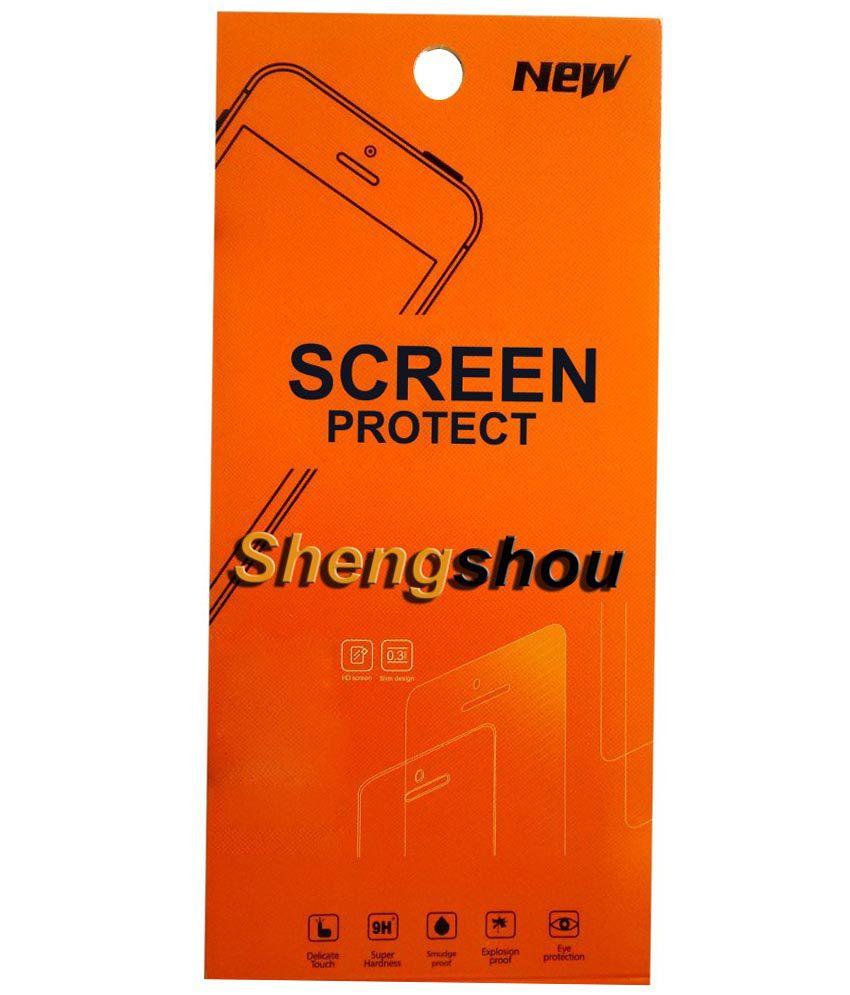 Shengshou Clear Screen Guard For Panasonic Eluga I