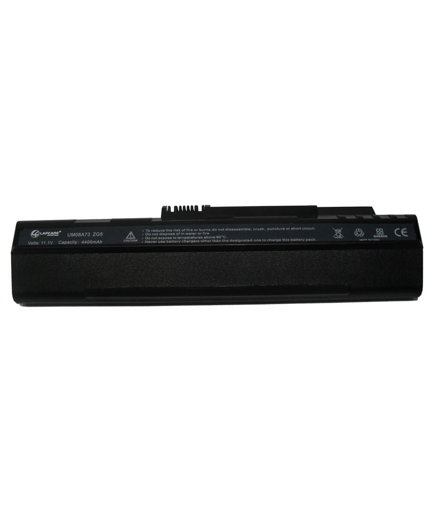 Lapcare Laptop Battery For Acer LC.BTP00.018 with actone mobile charging data cable