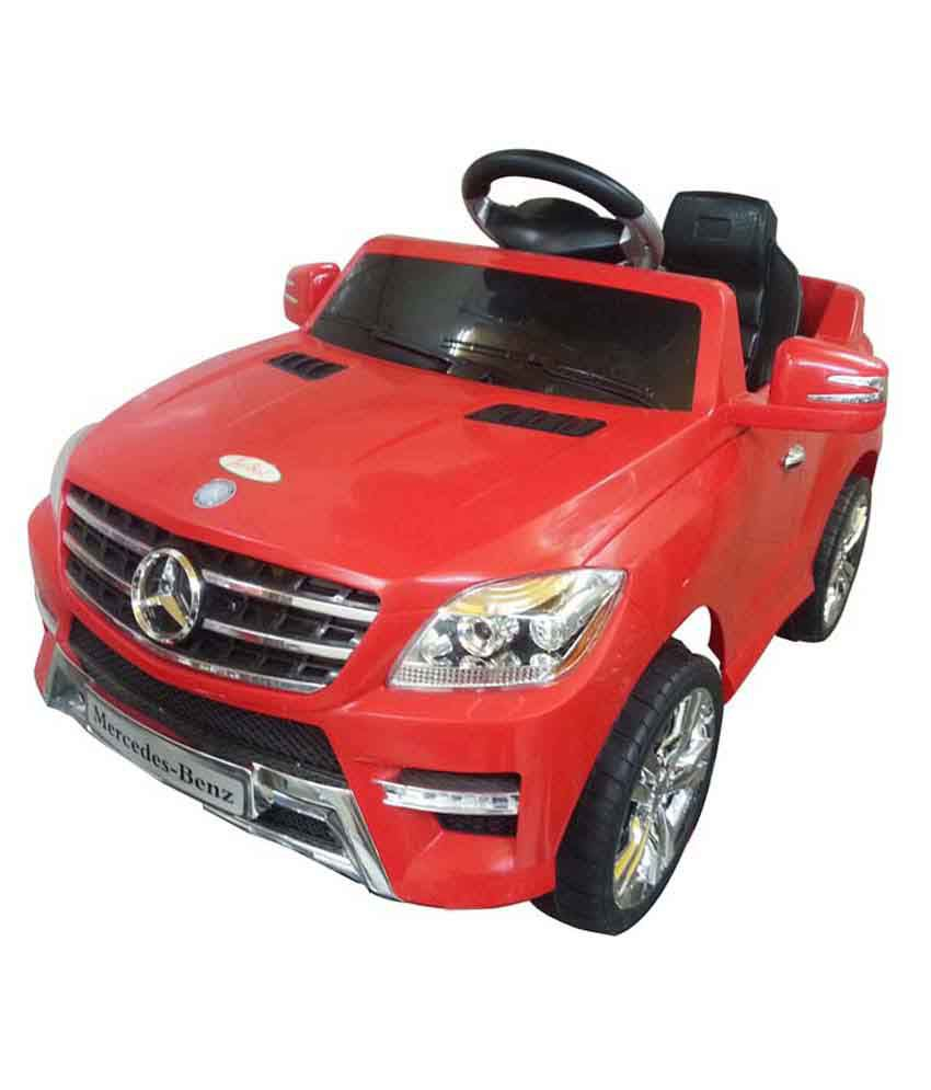 Next gen next gen kids battery operated mercedes benz car for Mercedes benz lightning price