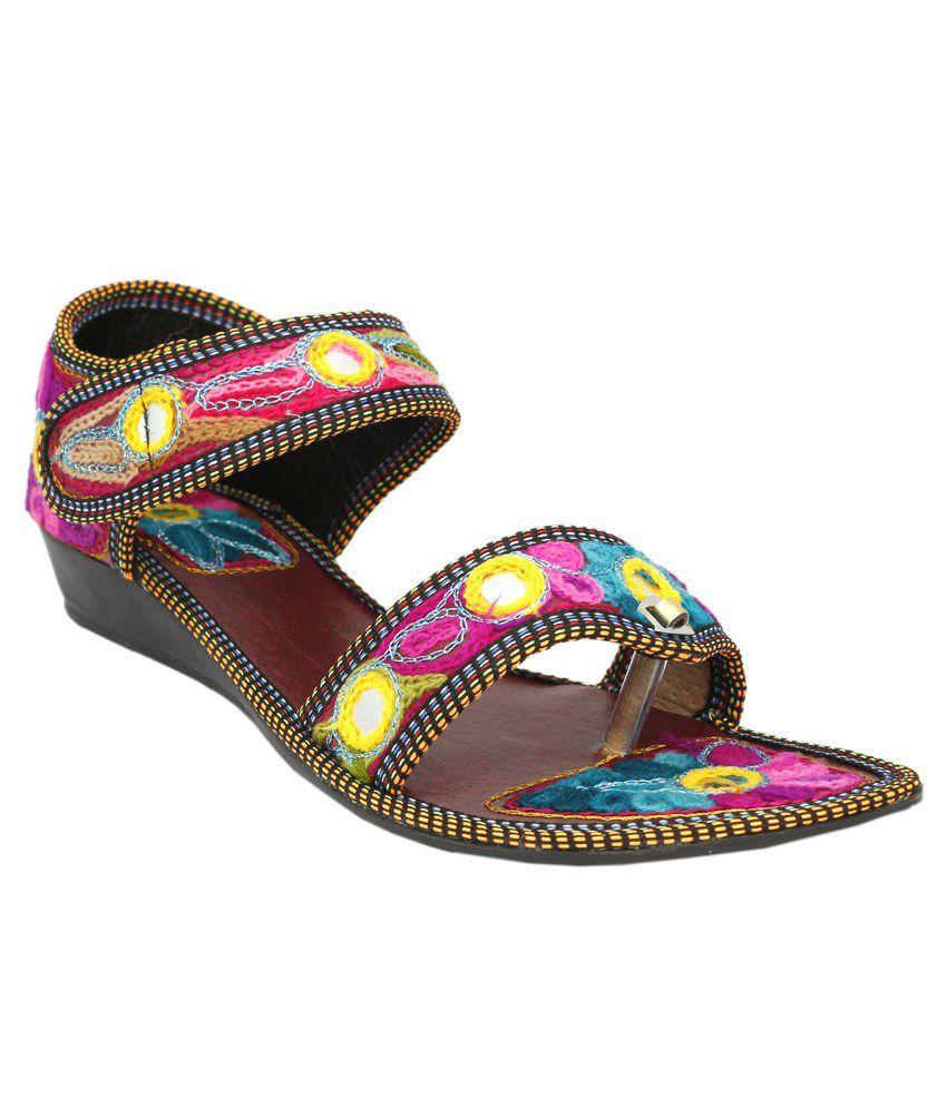 Fans Footcraft Multicolour Sandals