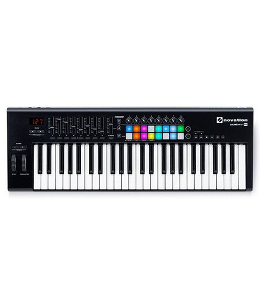 novation launchkey mkii 49 keyboard controller buy novation launchkey mkii 49 keyboard. Black Bedroom Furniture Sets. Home Design Ideas