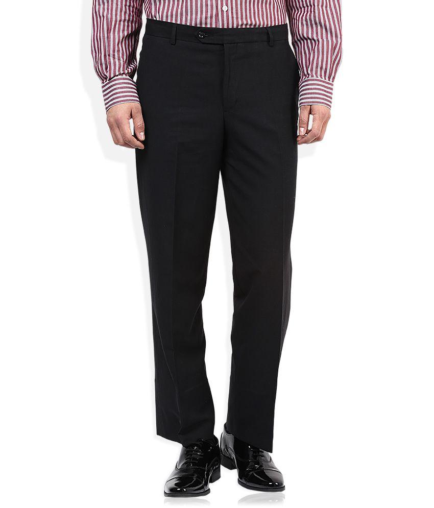 John Players Black Formal Trouser