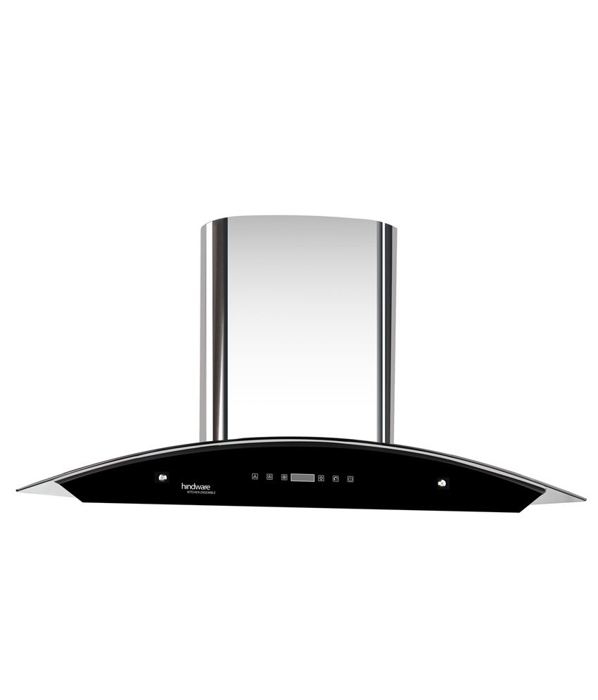 Hindware Nevio 90 1200 M3 H Auto Clean Chimney With 5 Year