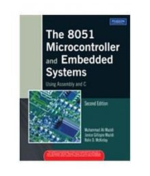 The 8051 Microcontroller and Embedded Systems Paperback (English) 2nd Edition
