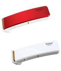 Kemei KM518A Trimmers Silver