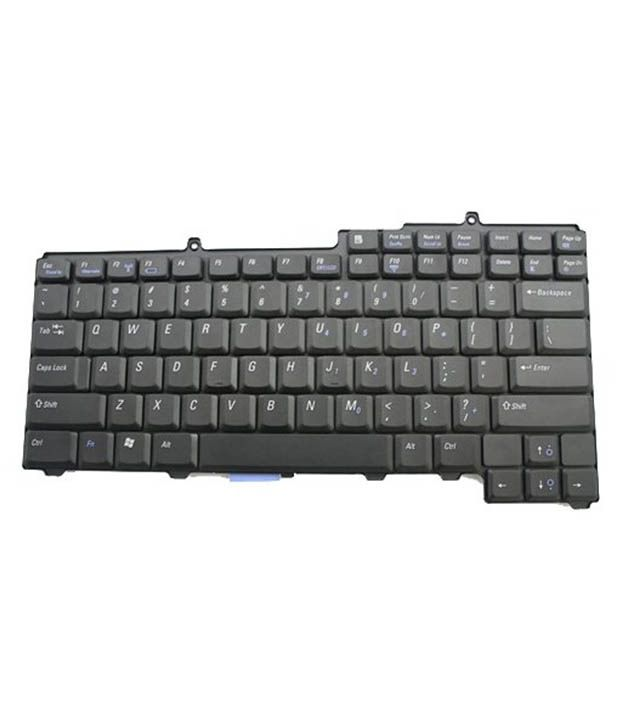 4D dell-insp-6400 Black Wireless Replacement Laptop Keyboard Keyboard