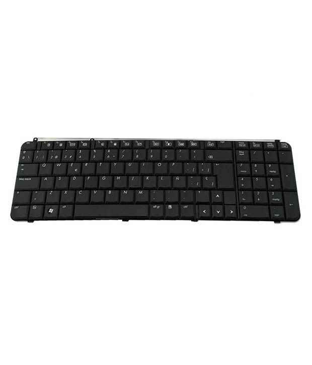 4D HP-DV9000 Internal Laptop Keyboard