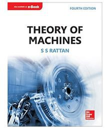 Theory of Machines Paperback (English) 4rth Edition 2014
