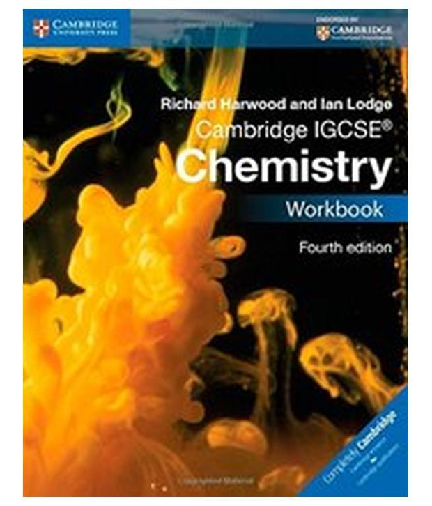 Cambridge Igcse? Chemistry Workbook 4th Edition  available at snapdeal for Rs.670