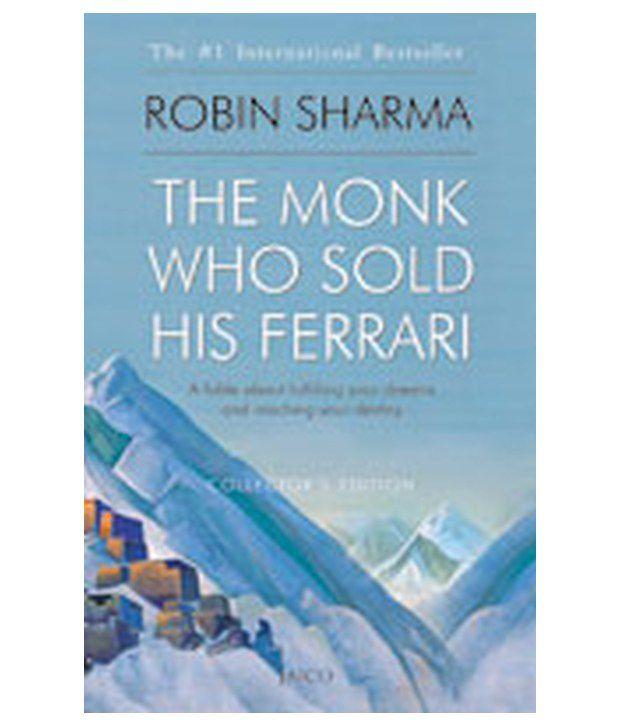 The Monk Who Sold His Ferrari Telugu Buy The Monk Who
