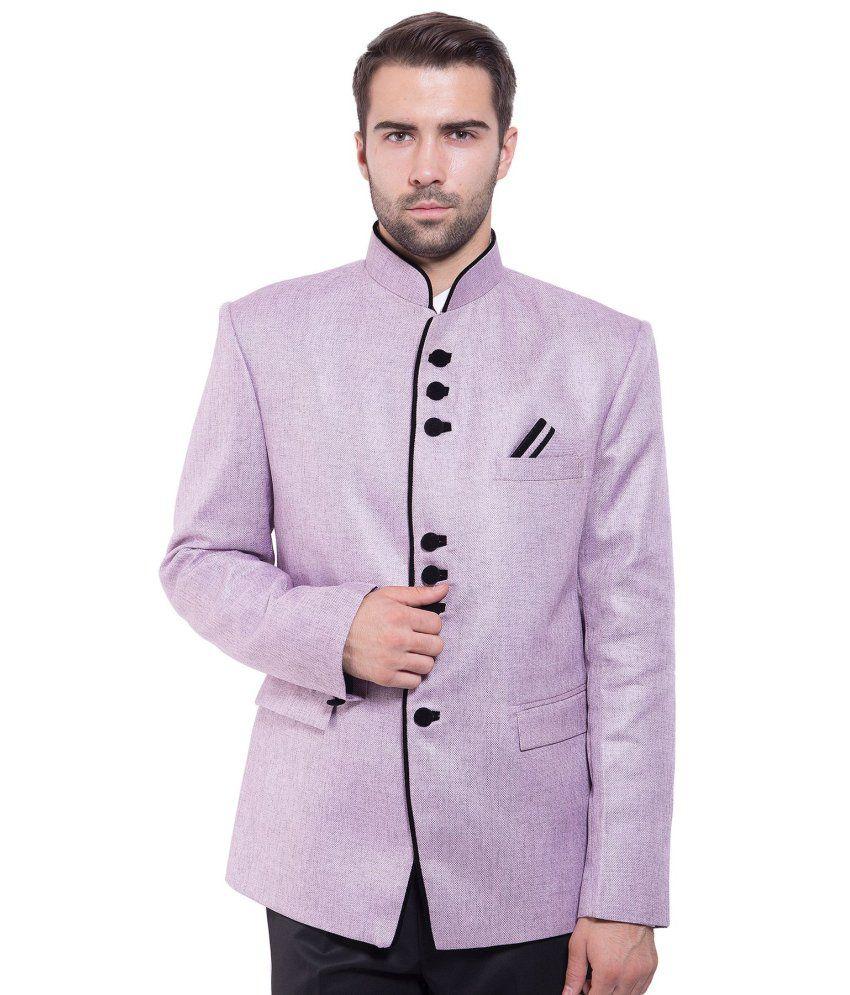 Wintage Purple festive Blazer