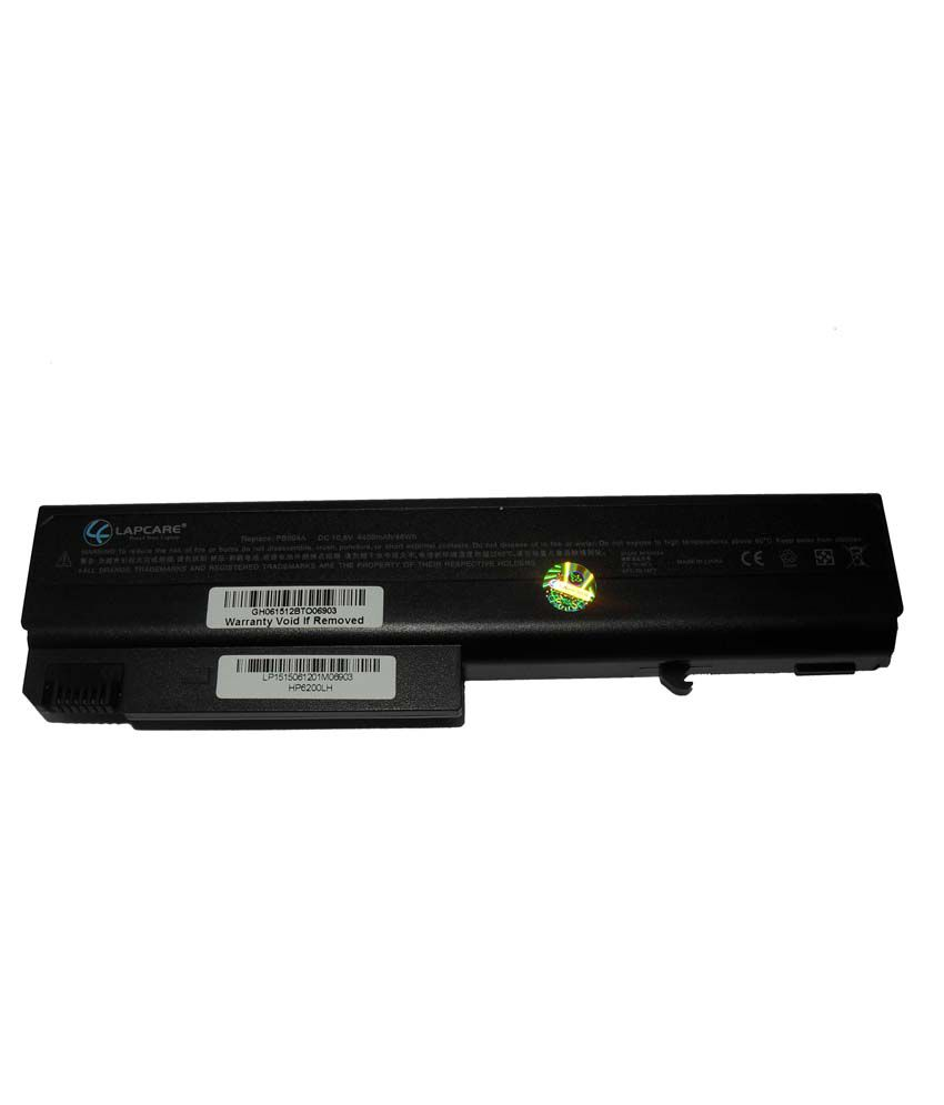 Lapcare 4400 mAh Laptop Battery For HP P/N. Compaq HSTNN-UB05 With Free Actone Mobile Charging Data Cable