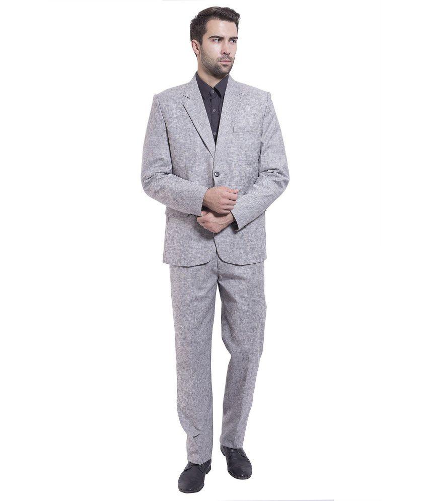 Wintage Grey Formal Suits