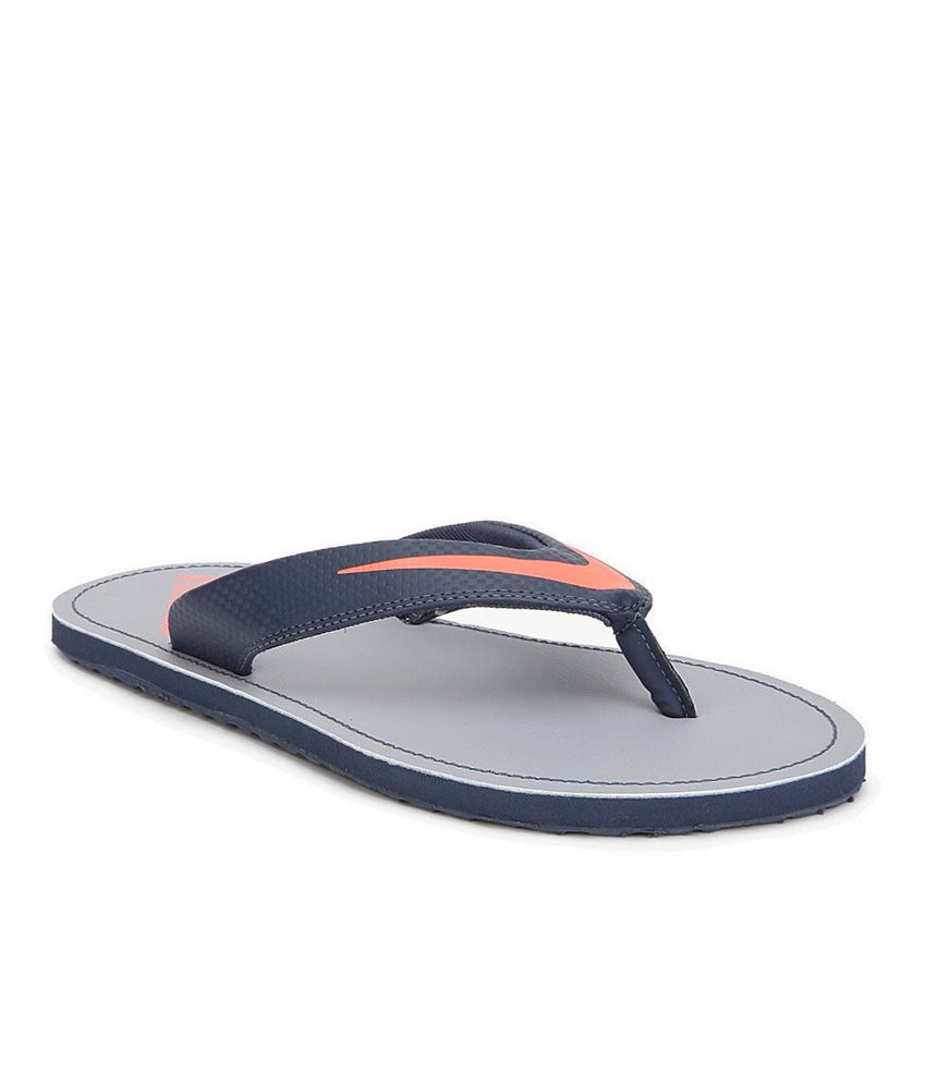 3fa737174386 Nike Blue Daily Wear Slippers Art N724324408 Price in India- Buy Nike Blue  Daily Wear Slippers Art N724324408 Online at Snapdeal
