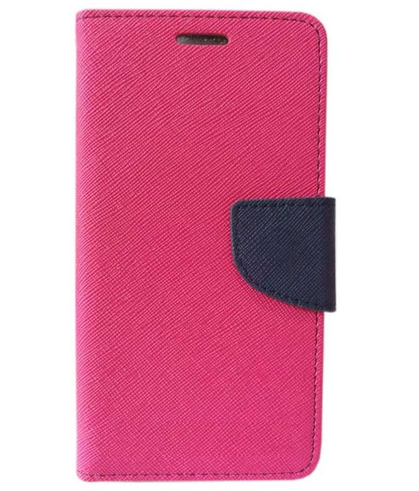 wholesale dealer 94f72 91cca Coverage Flip Cover For Coolpad Note 3 Pink