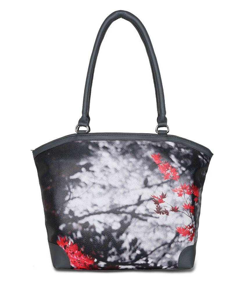 DHC Multicolor Printed Shoulder Bag