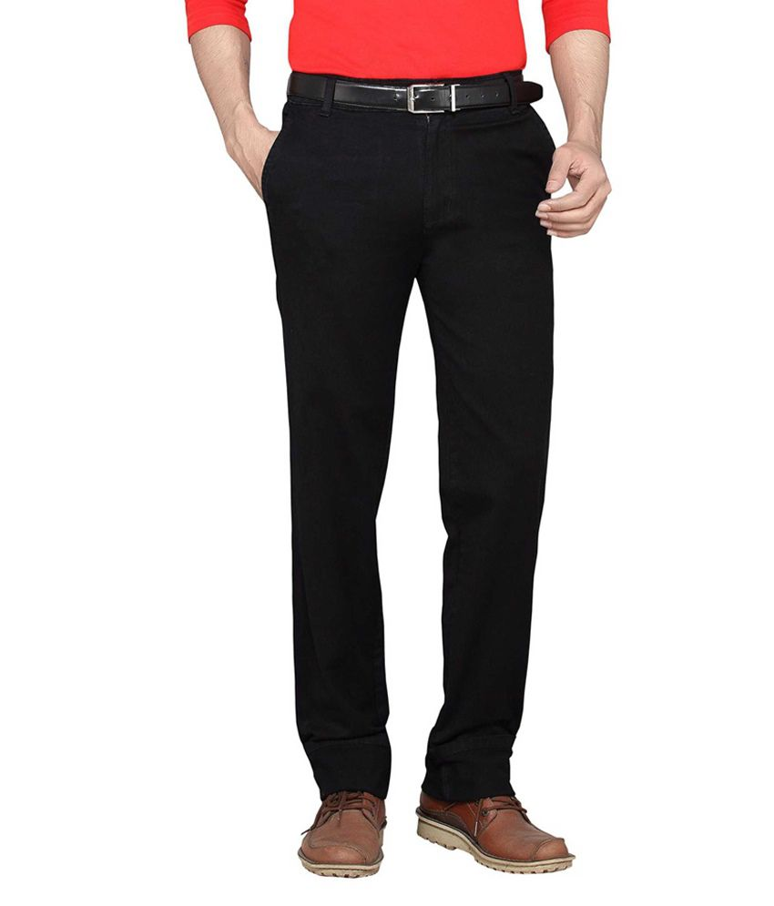 Haltung Black Regular Fit Jeans