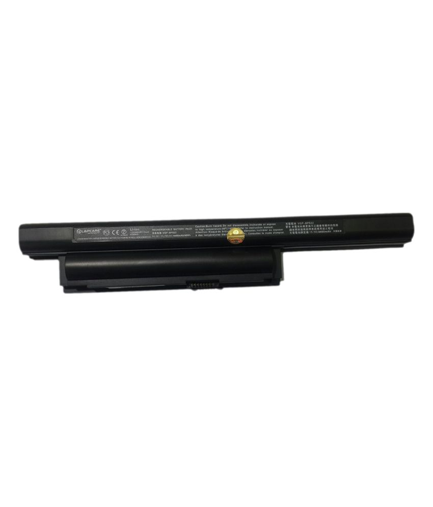 Lapcare Laptop Battery for Sony VAIO VPC-EC1S1E/BJ With Free Actone Mobile Charging Data Cable