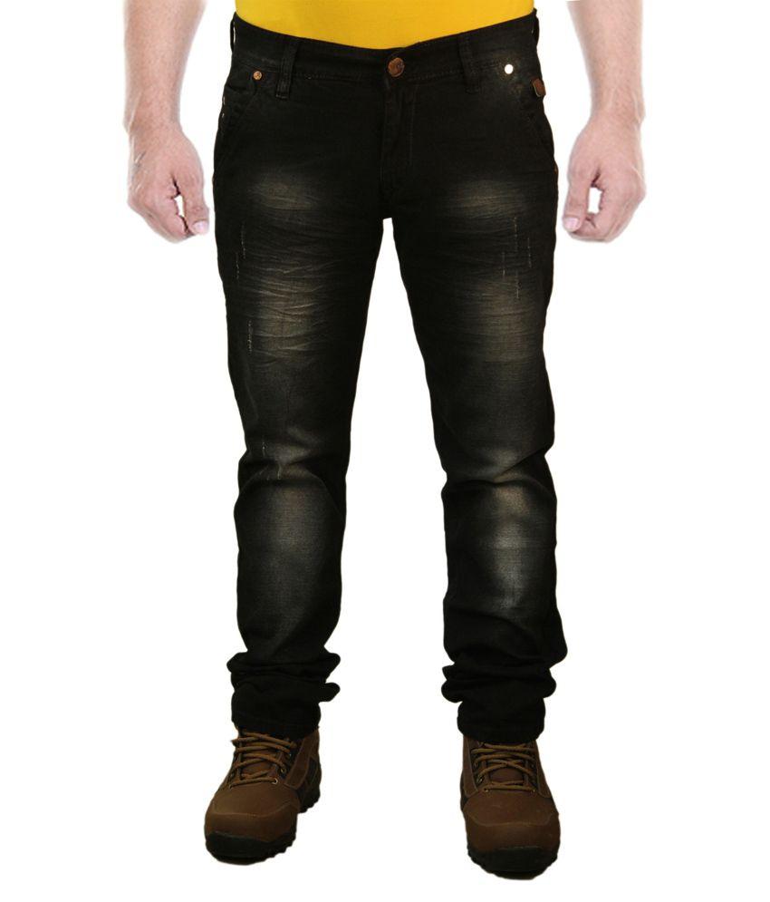 Blend Jeans Black Slim Fit Jeans
