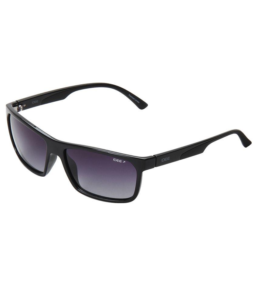 Idee NIDS1978C1P Purple Wayfarer Sunglasses