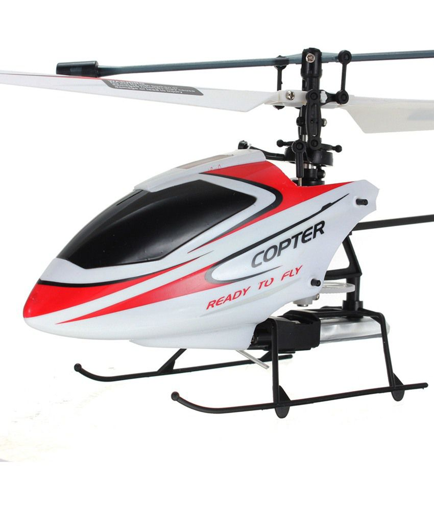 WLtoys V911 RC Helicopter 4 Channel Fixed Pitch Full