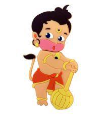 Zeztee Bal Hanuman 16 GB Pen Drives Multi