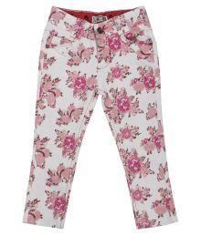 Addyvero Multicolor Cotton Trouser