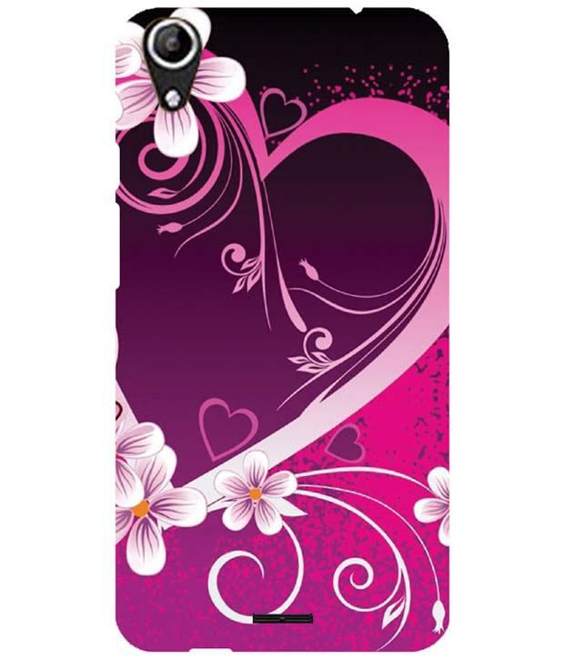 new style 9fb78 a6415 Micromax Q345 Canvas Selfie Lens Printed Covers by Treecase ...