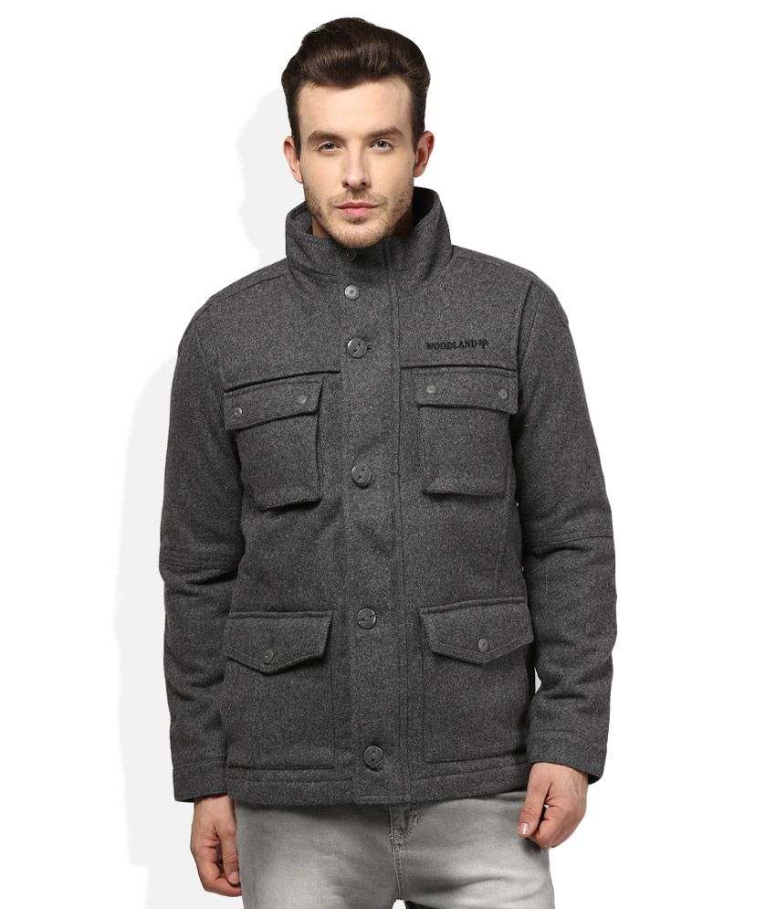 8ed84b009b935 NIKE GREY CASUAL JACKET price at Flipkart, Snapdeal, Ebay, Amazon ...