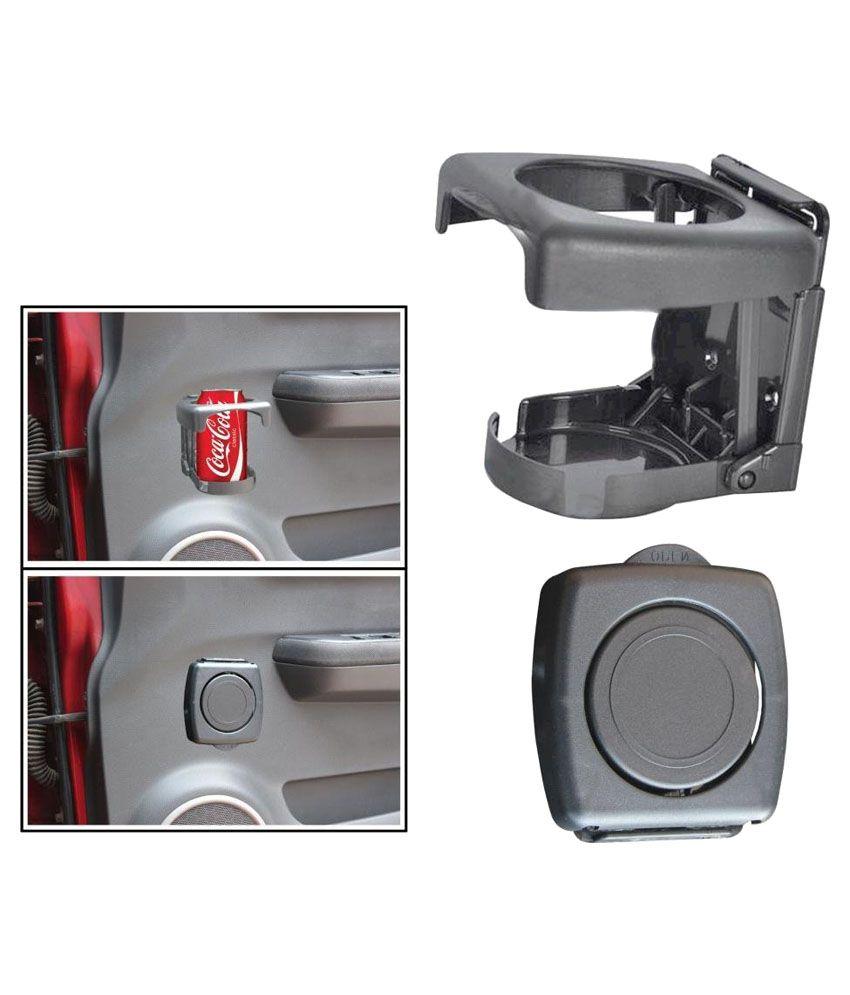 autostark grey foldable bottle holder for maruti suzuki. Black Bedroom Furniture Sets. Home Design Ideas