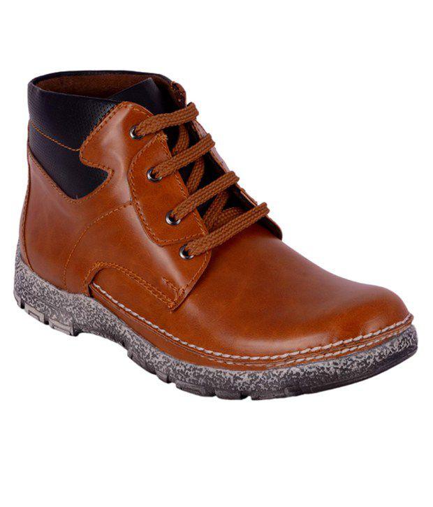 Comfolite Brown Boots