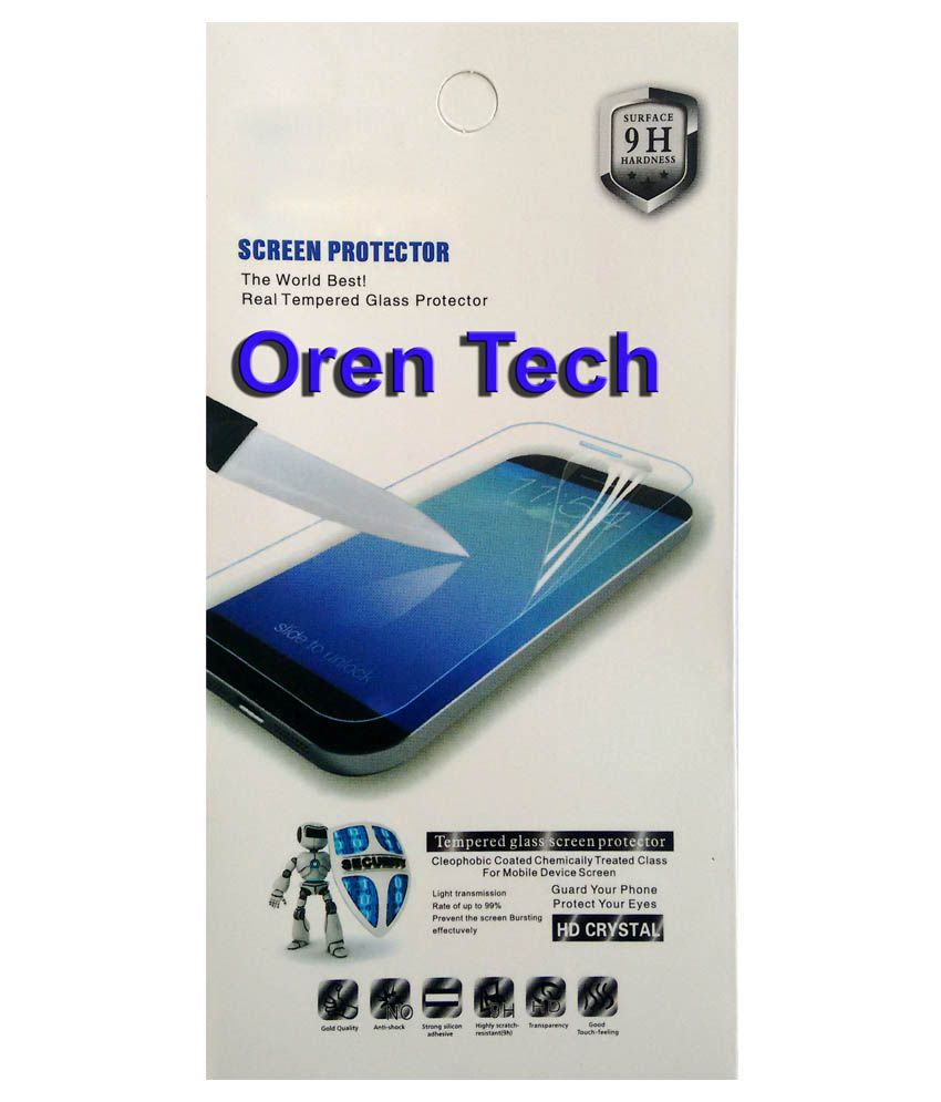 Orentech Clear Screen Guard For LG Nexus 6
