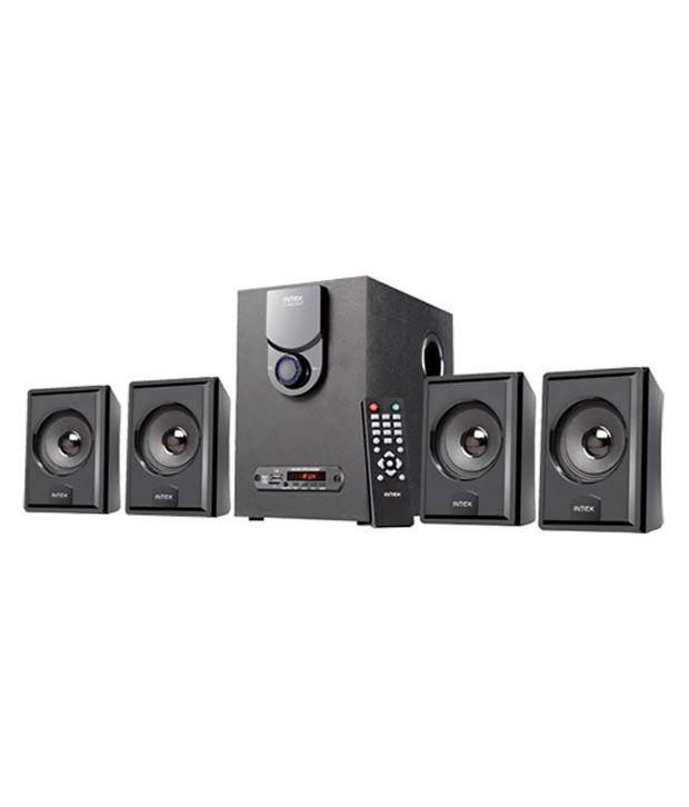 Intex 3002 4.1 Speaker System