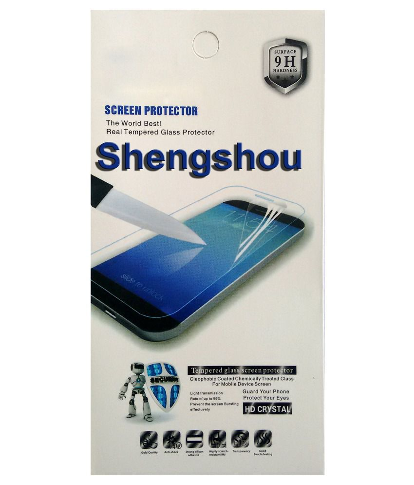 Shengshou Clear Screen Guard For LG Beat