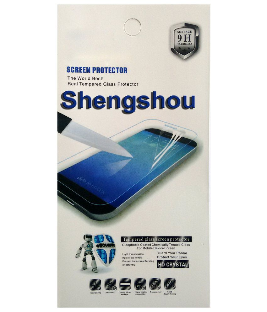 Shengshou Tempered Glass Screen Guard For Htc Desire 616g