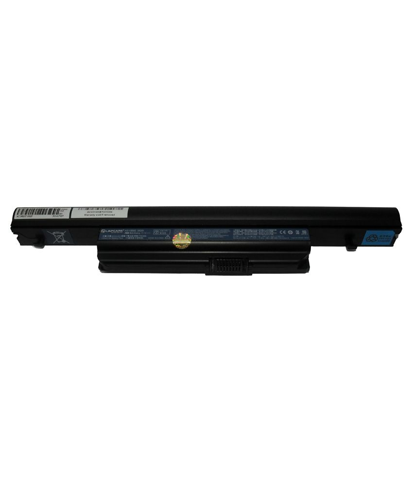 Lapcare 4400 mAh Li-ion Laptop Battery For Acer Aspire TimelineX AS5820TG-5464G75Mnks with actone mobile charging data cable