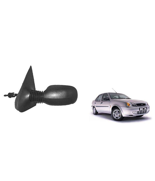 ee1106269e Speedwav Car Manual Side Rear View Mirror Assembly LEFT-Ford Ikon  Buy  Speedwav Car Manual Side Rear View Mirror Assembly LEFT-Ford Ikon Online at  Low Price ...