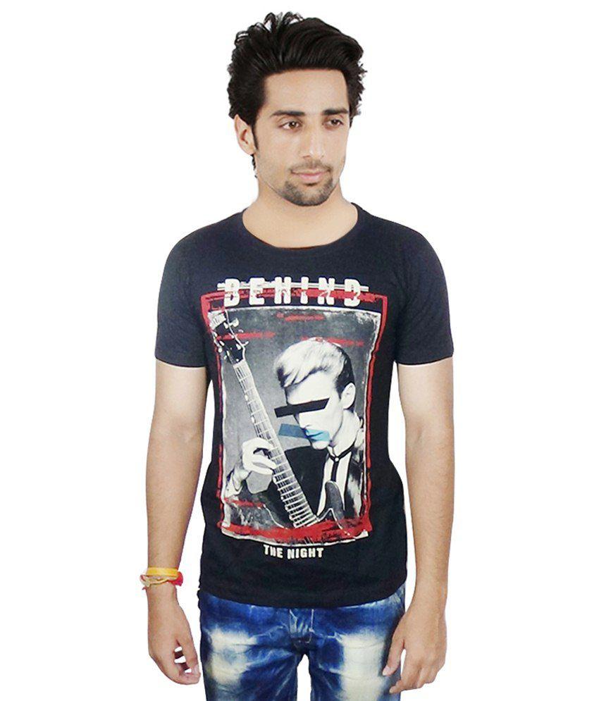 Cotton T Buy Maxzone Black Shirt dtrxhCsQ