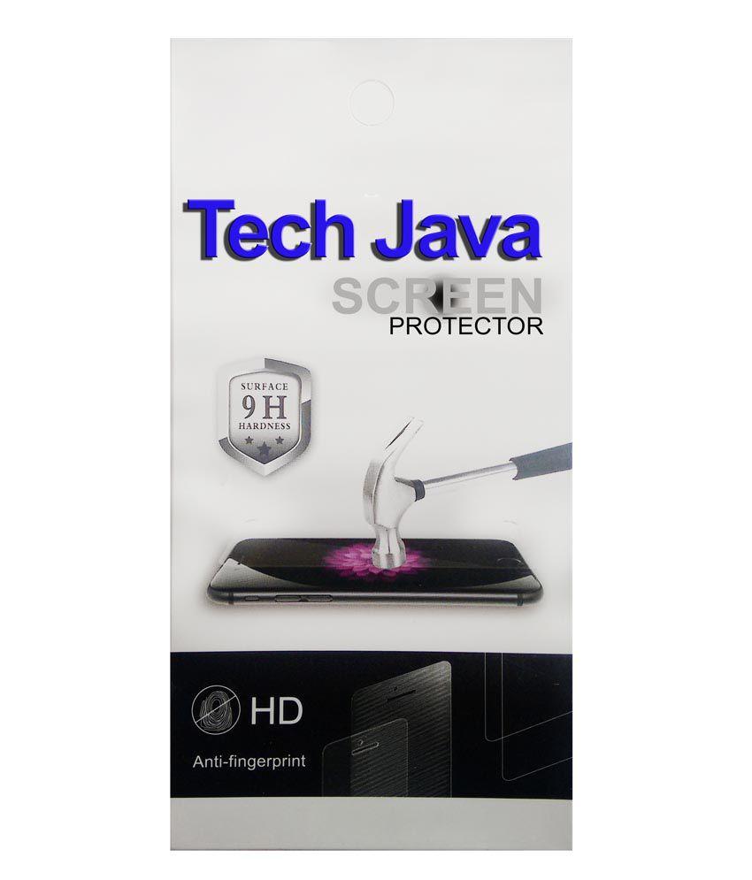 TechJava BigPanda SG381 Screen Guard For htc Desire 1S