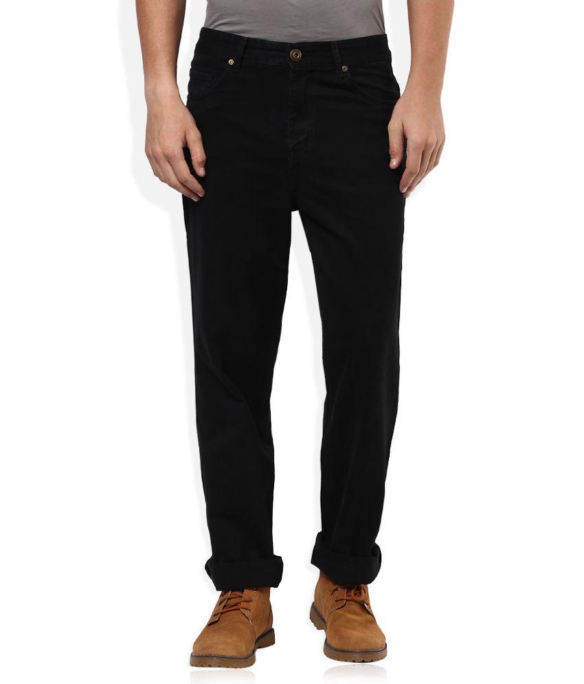 Sin Black Regular Fit Jeans