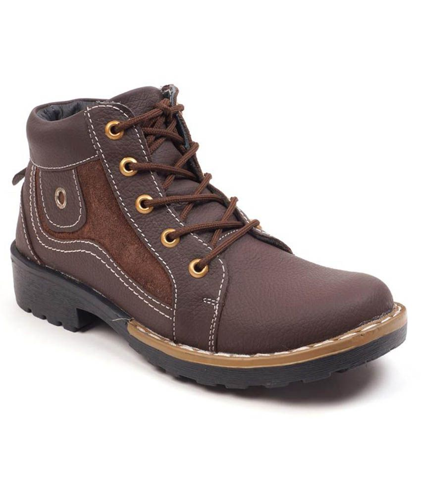 Tor Boot Shoes Brown Boots