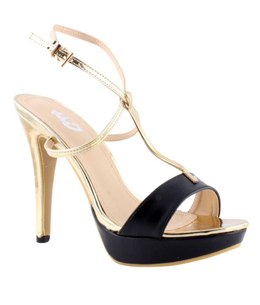 Totes Gallore Black Stiletto Heels