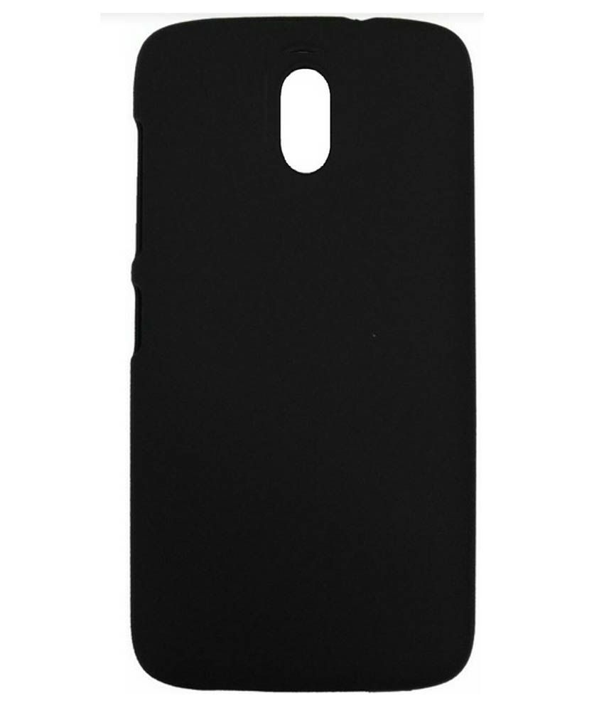 super popular 53957 f2756 Lenovo Vibe P1M / P1-M Back Cover Matte Case Black Black