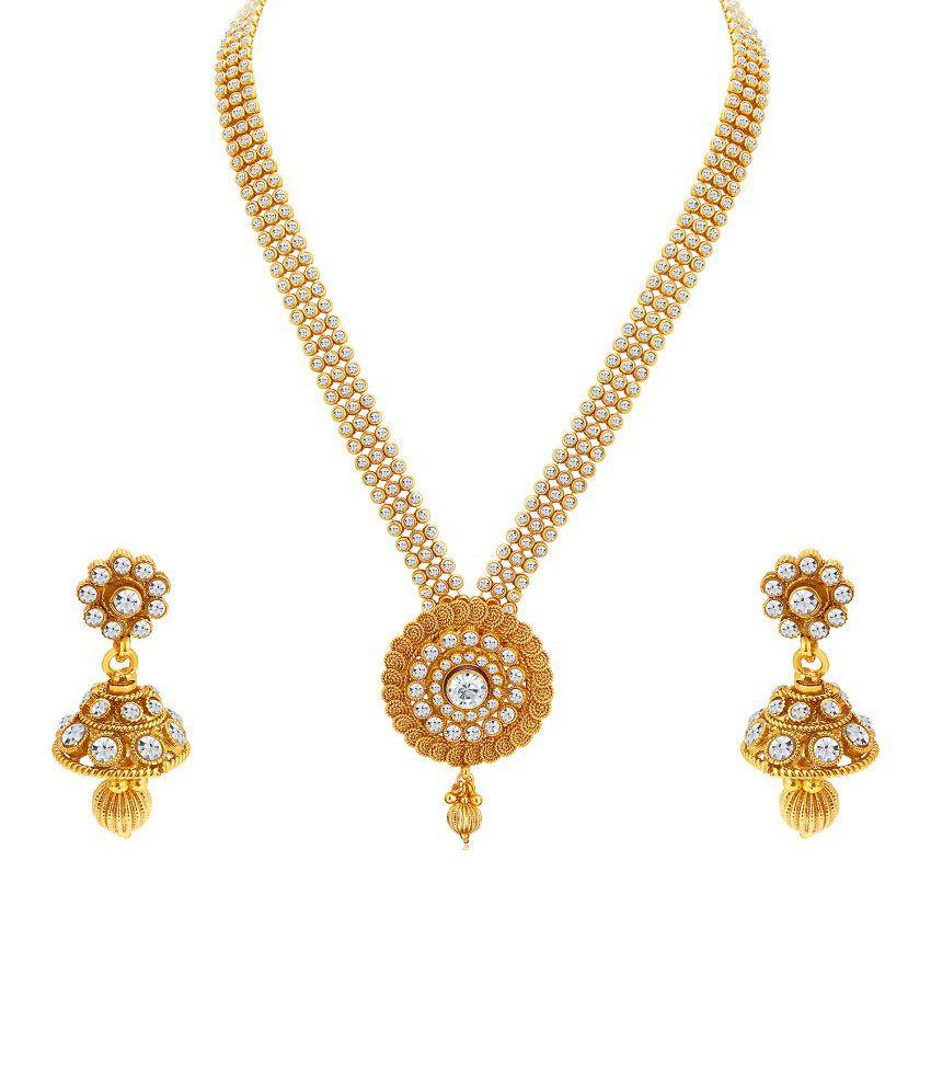 EK Antique Necklace Set