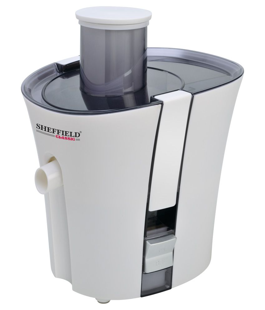 Sheffield JuiceSmart Slow Juicer Best Price in India on 7th March 2018 - DealTuno
