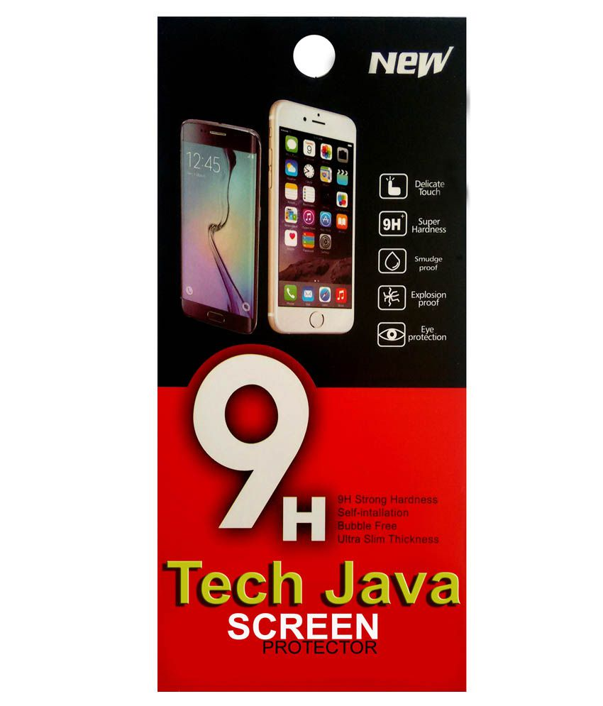 TechJava Clear Screen Guard for Nokia Lumia 925