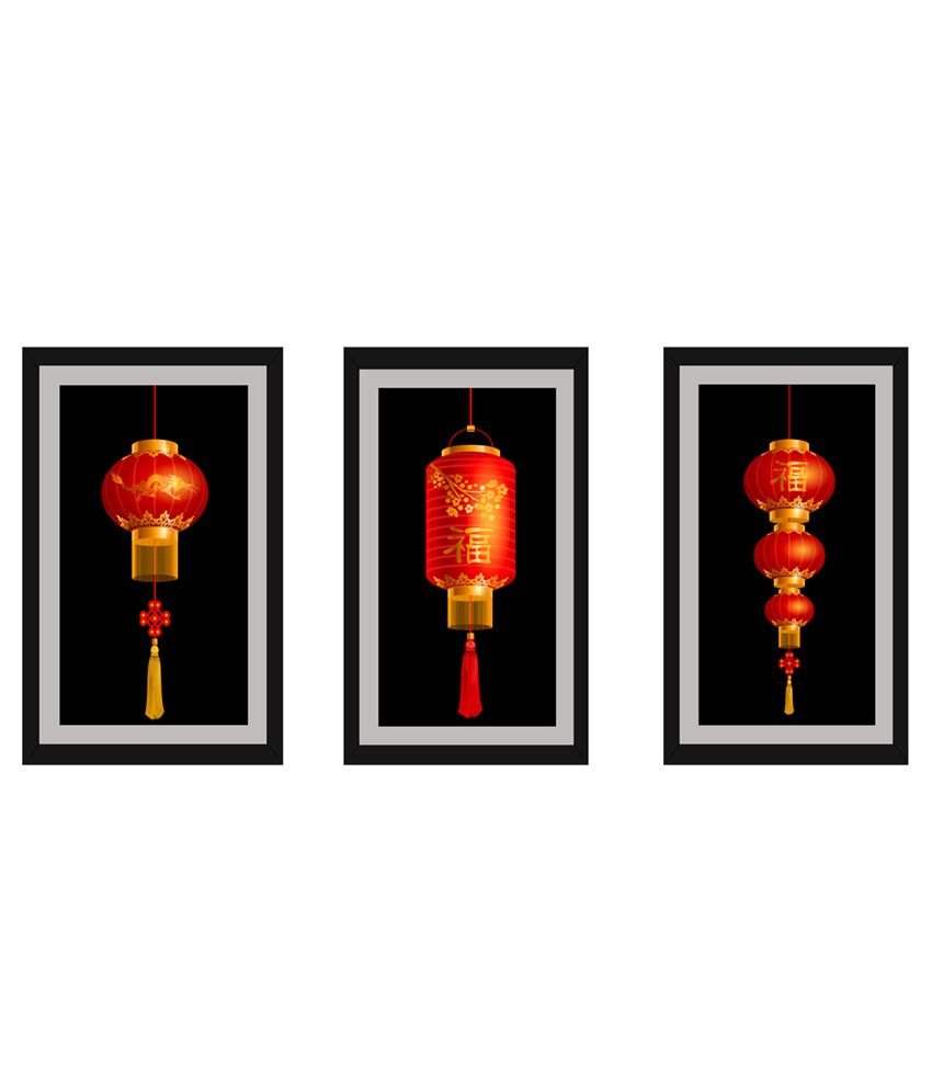 Wow Interiors And Decors Lanterns Paintings With Frame