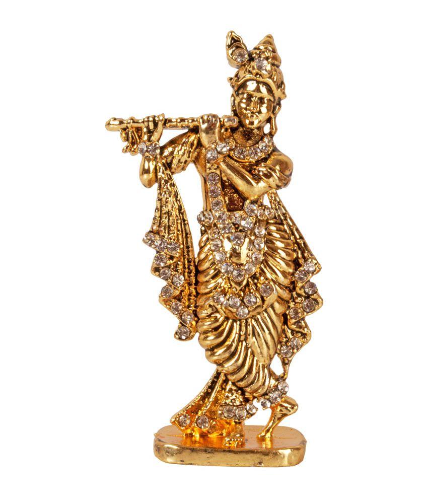 Arghyam Golden Krishna Swarovski