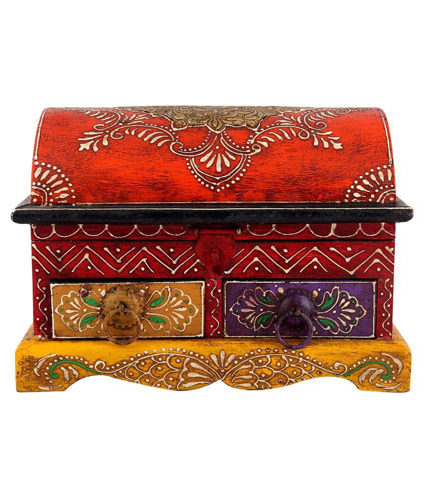 Rajrang Multicolor Wooden Handicraft