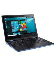 Acer Aspire R3-131T-P4AA 2-in-1 Laptop (NX.G0YSI.001) (Intel Pentium- 4GB RAM-...